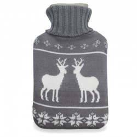 Termofor w sweterku