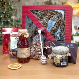 Wódka BASMOON 0,7l SKRZYNKA